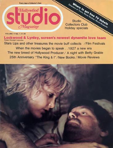Hollywood Studio Vol. 11 No. 1