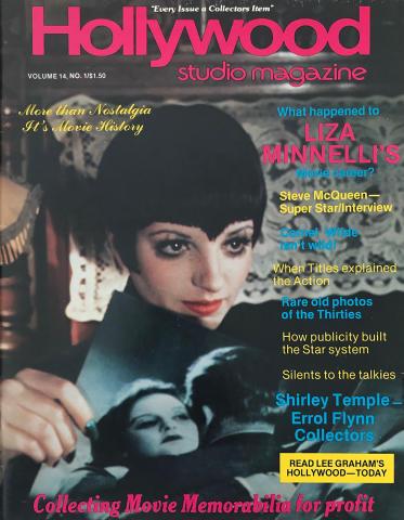 Hollywood Studio Vol. 14 No. 1
