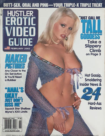 Hustler Erotic Video Guide