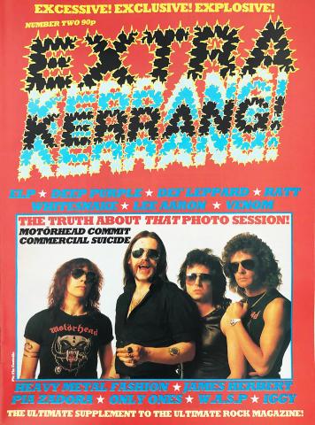 Kerrang Number 2