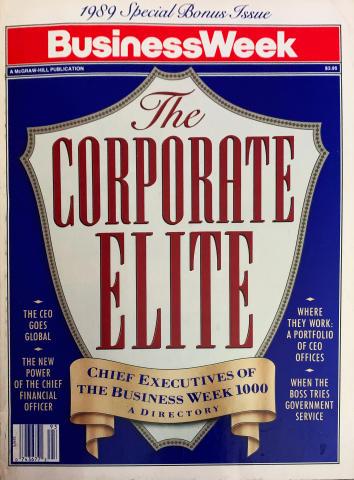 Business Week 1989 Special Bonus Issue