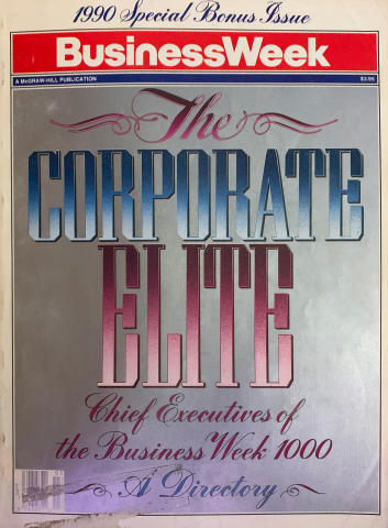Business Week 1990 Special Bonus Issue