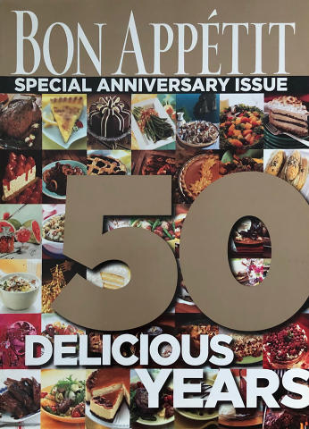 Bon Appetit Special Anniversary Issue