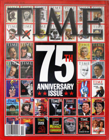 Time 75th Anniversary Issue