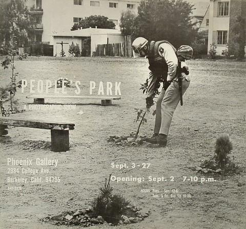 People's Park Photographic Show Poster