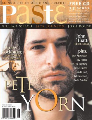 Paste Magazine July 2003