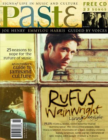 Paste Magazine October 2003