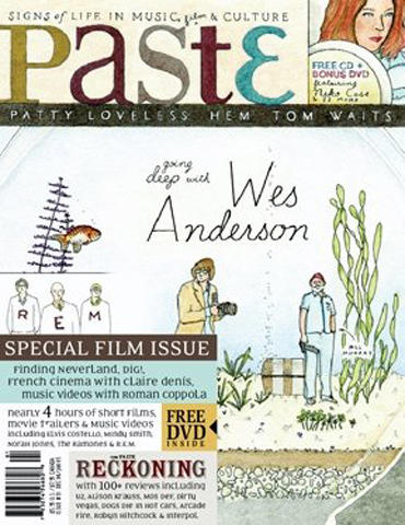 Paste Magazine December 2004