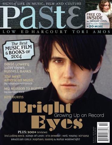 Paste Magazine February 2005