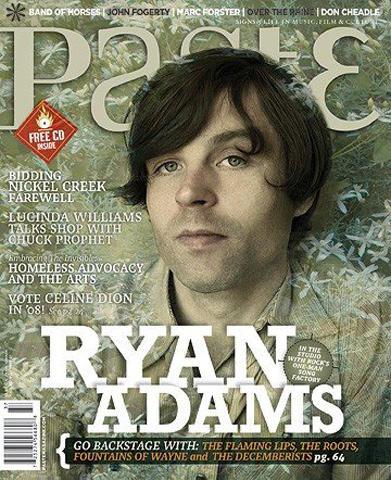 Paste Magazine November 2007