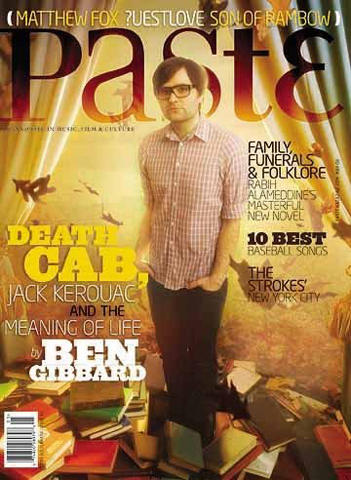 Paste Magazine May 2008