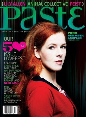 Paste Magazine February 2009