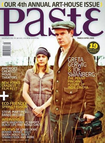 Paste Magazine March 2009