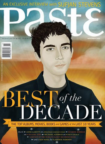 Paste Magazine November 2009