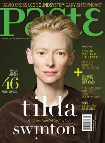 Paste Magazine June 2010