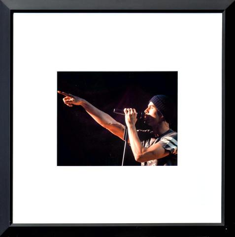 Enrique Iglesias Framed Fine Art Print