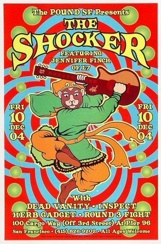 The Shocker Poster