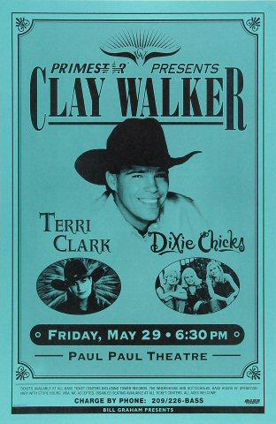 Clay Walker Poster