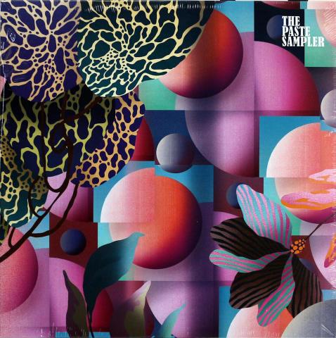 """Paste Quarterly Sampler 1 Vinyl 12"""""""