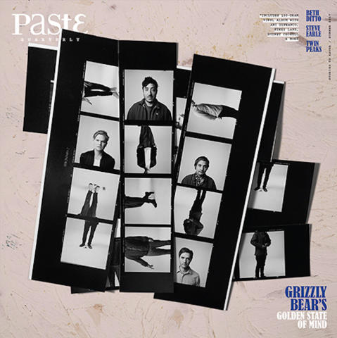 Paste Quarterly Issue 2
