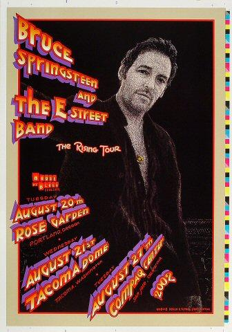 Bruce Springsteen & the E Street Band Proof