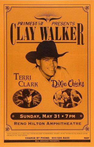 Clay Walker Poster