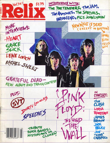 Relix Magazine June 1980