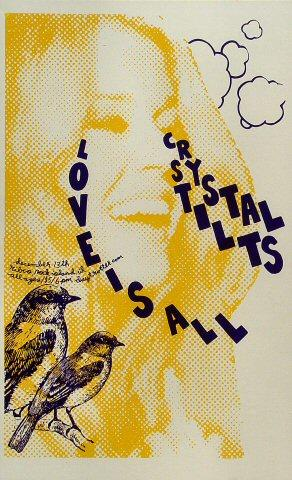 Love Is All Poster