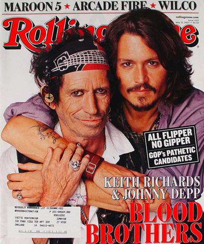 Rolling Stone Magazine May 31, 2007