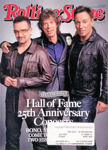 Rolling Stone Magazine December 26, 2009