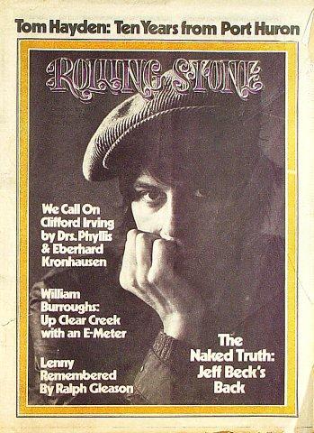 Rolling Stone Magazine October 26, 1972