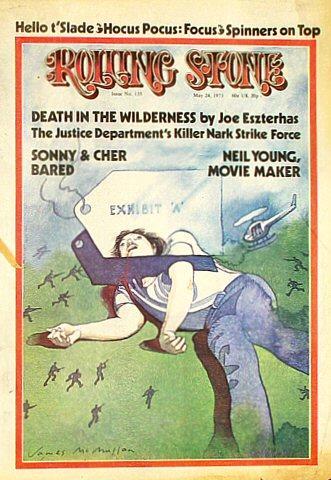 Rolling Stone Magazine May 24, 1973