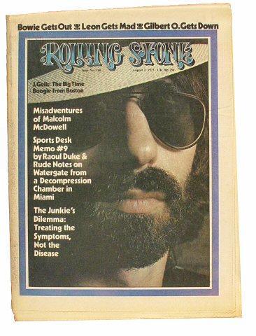 Rolling Stone Magazine August 2, 1973