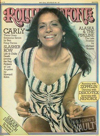 Rolling Stone Magazine May 22, 1975
