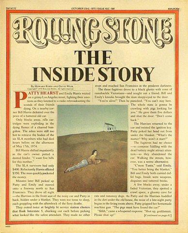 Rolling Stone Magazine October 23, 1975