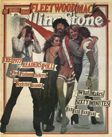 Rolling Stone Issue 256