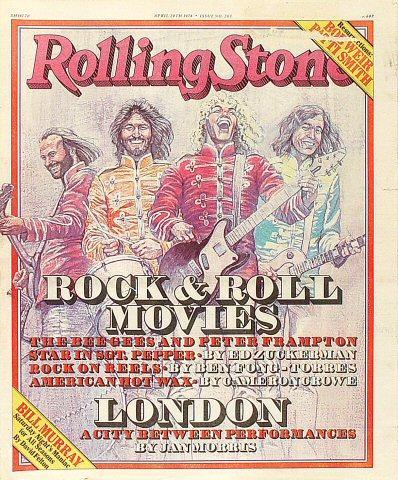Rolling Stone Magazine April 20, 1978