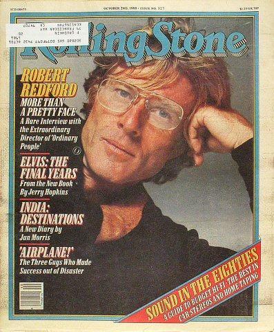 Rolling Stone Magazine October 2, 1980