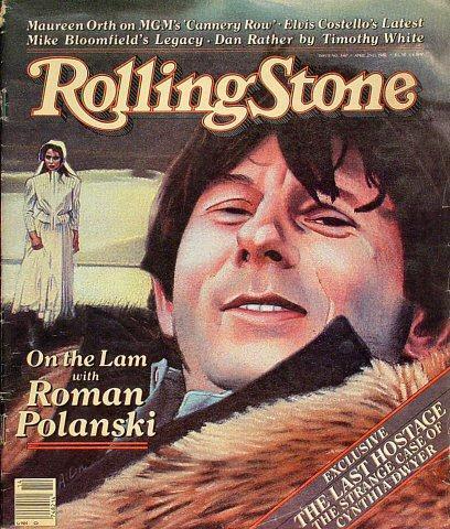 Rolling Stone Magazine April 2, 1981