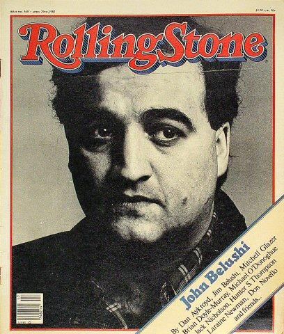 Rolling Stone Magazine April 29, 1982