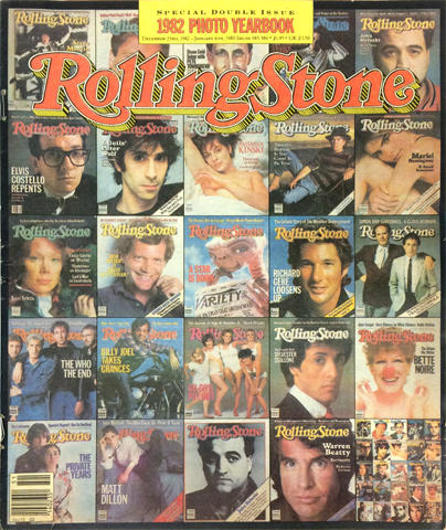 Rolling Stone Magazine December 23, 1982