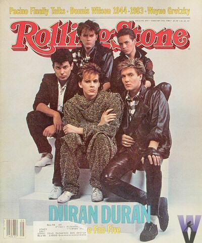 Rolling Stone Magazine February 2, 1984