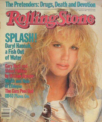 Rolling Stone Magazine April 26, 1984