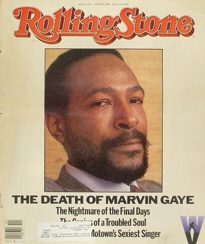 Rolling Stone Magazine May 10, 1984
