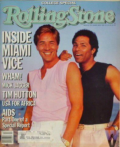 Rolling Stone Magazine March 28, 1985