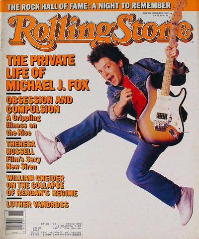 Rolling Stone Magazine March 12, 1987