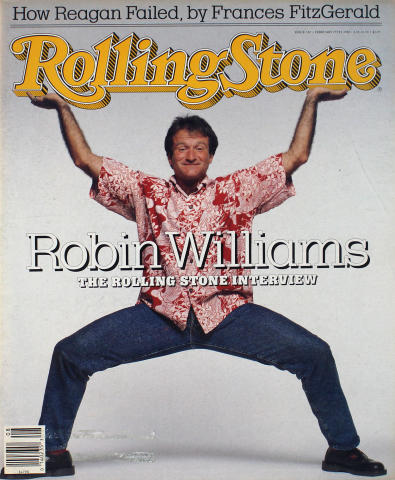 Rolling Stone Issue 520