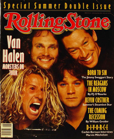 Rolling Stone Magazine July 14, 1988