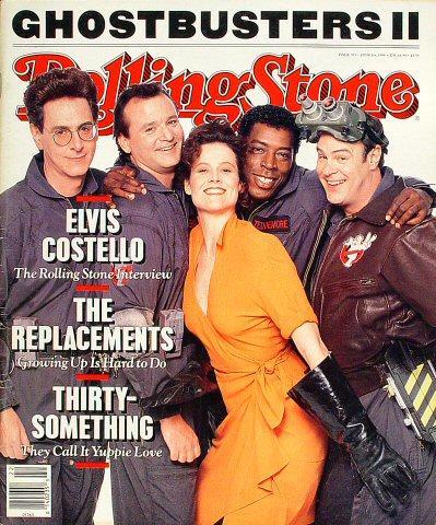 Rolling Stone Magazine June 1, 1989