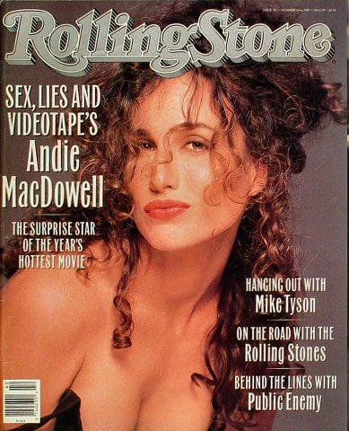 Rolling Stone Magazine October 19, 1989
